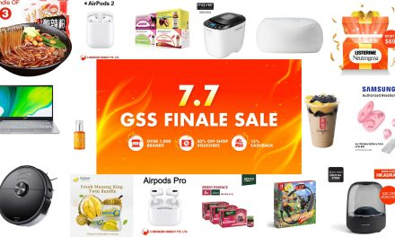 [Promo Code Inside] Seven Must-know Highlights for Shopee's 7.7 GSS Finale Sale