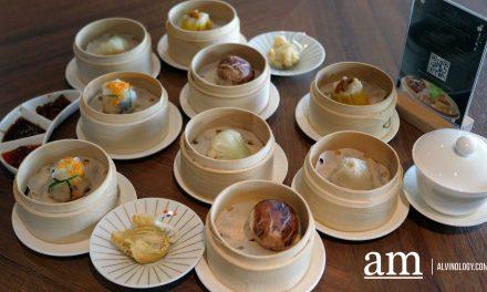 [Weekend Eats] Dim Sum Buffet at Si Chuan Dou Hua Restaurant (PARKROYAL On Beach Road)