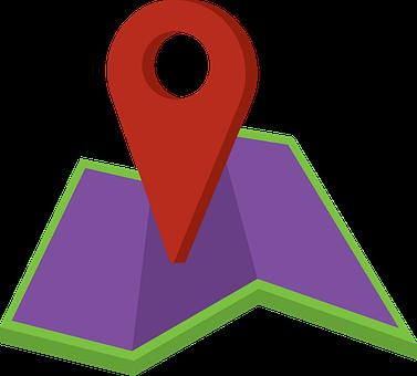 Map, Location, Icon, Tag, Travel, Street