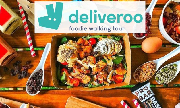 Join Deliveroo's Ultimate Foodie Walking Tour – featuring some of Singapore's best-loved restaurants for only $20!