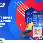 National Day Mega Sale – Here's your cheat list of every promotion available on Lazada this 8 – 10 August!