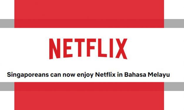 Netflix users can now enjoy the platform in Bahasa Melayu, both the User Interface and the subtitles
