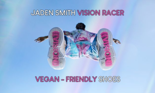 Vegan? Then you'll definitely love this new Vegan-Friendly Shoes by New Balance and Jaden Smith
