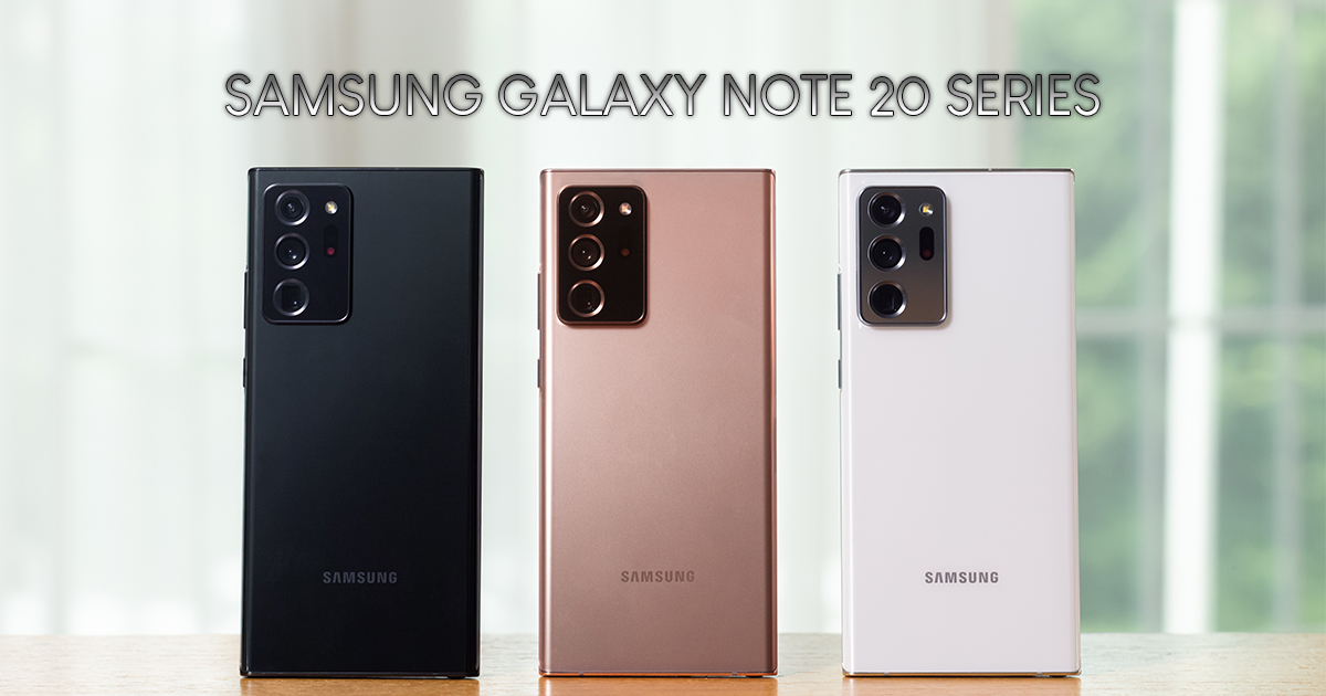 Samsung Galaxy Note20 series is here and an ultimate productivity powerhouse – the most powerful Note Series yet! Pre-order today!