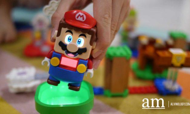 [REVIEW] LEGO + Nintendo = LEGO Super Mario Play Experience!