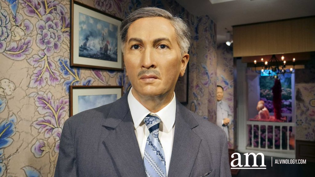 Where to Bring the Kids this Weekend? Review of Madame Tussauds Singapore - Alvinology