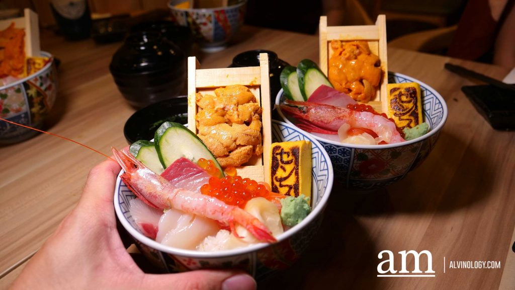 [Foodie Alert] Li Nanxing's favorite Japanese food haunt + Hokkaido Treasure Don at 50% Off - Alvinology