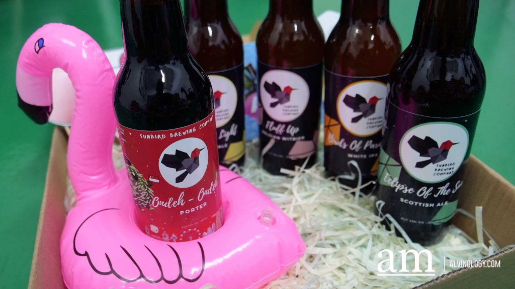 [#SUPPORTLOCAL] Ondeh Ondeh Beer anyone? Fresh from Sunbird Brewing Company and more - Alvinology