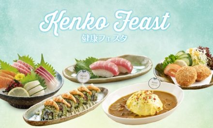 Meat-Free Option: Sushi Tei Debuts Plant-Based Menu