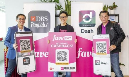 [Go Cashless for Cashback] Fave x DBS Paylah! x SingTel Dash – Find Out How You Can Get Cashback More Easily Now