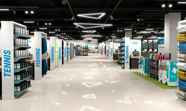 Decathlon at The Centrepoint to open on 12 September – experience a modern Decathlon featuring VR test zones, 3D morphological machine, and hassle-free shopping via its mobile app!