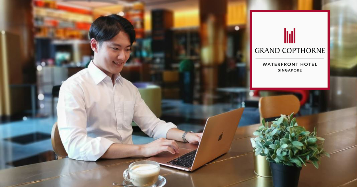 "Grand Copthorne Waterfront Hotel opens new coworking space for the best ""Work from Hotel"" experience – Special Early Bird Price for the first 50 sign-ups! - Alvinology"
