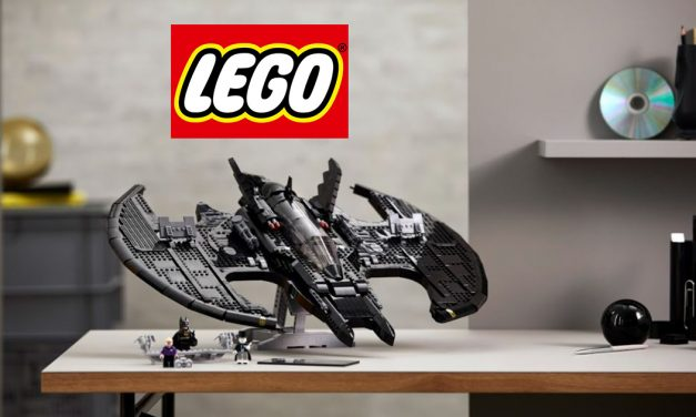 The LEGO Group launches its show-stopping Batman-themed set – available from 21 October!