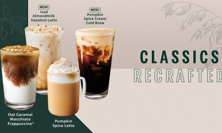 Fall in Love Again with Starbucks Classics – comforting and deliciously recrafted for the autumn season
