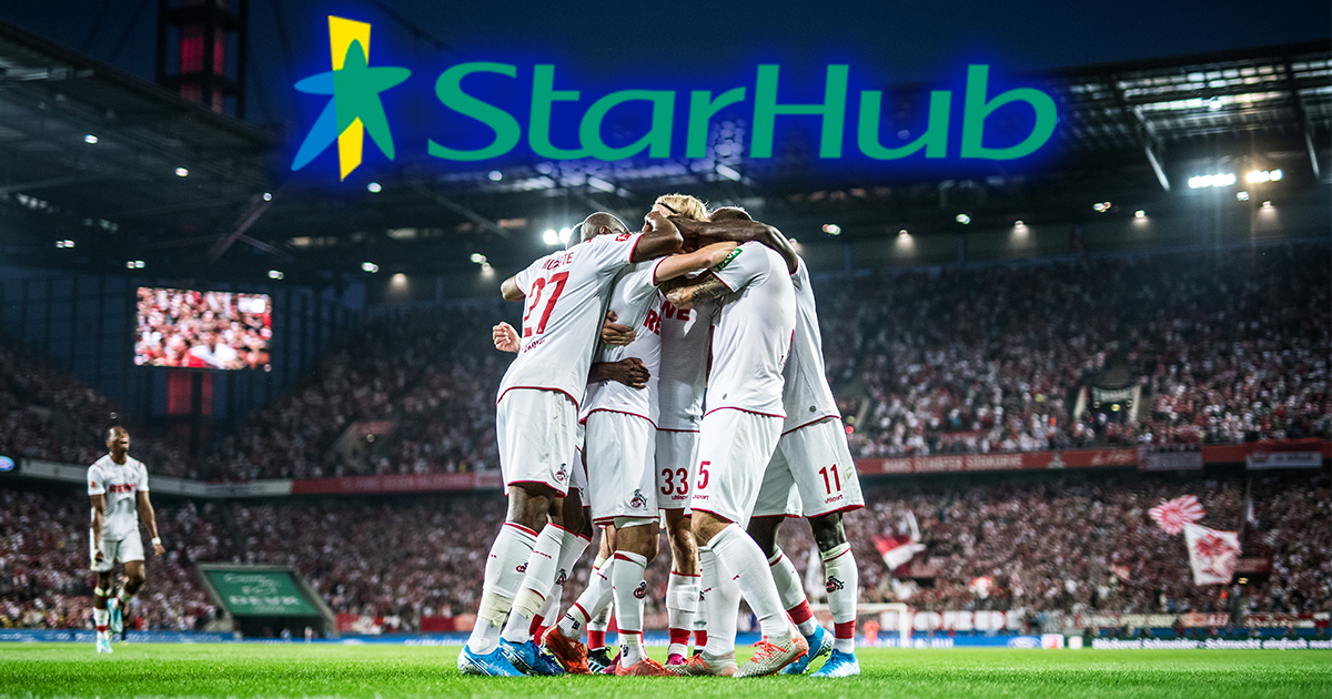You can now watch German Football on StarHub – broadcasting 306 Bundesliga matches per season in a multi-year deal