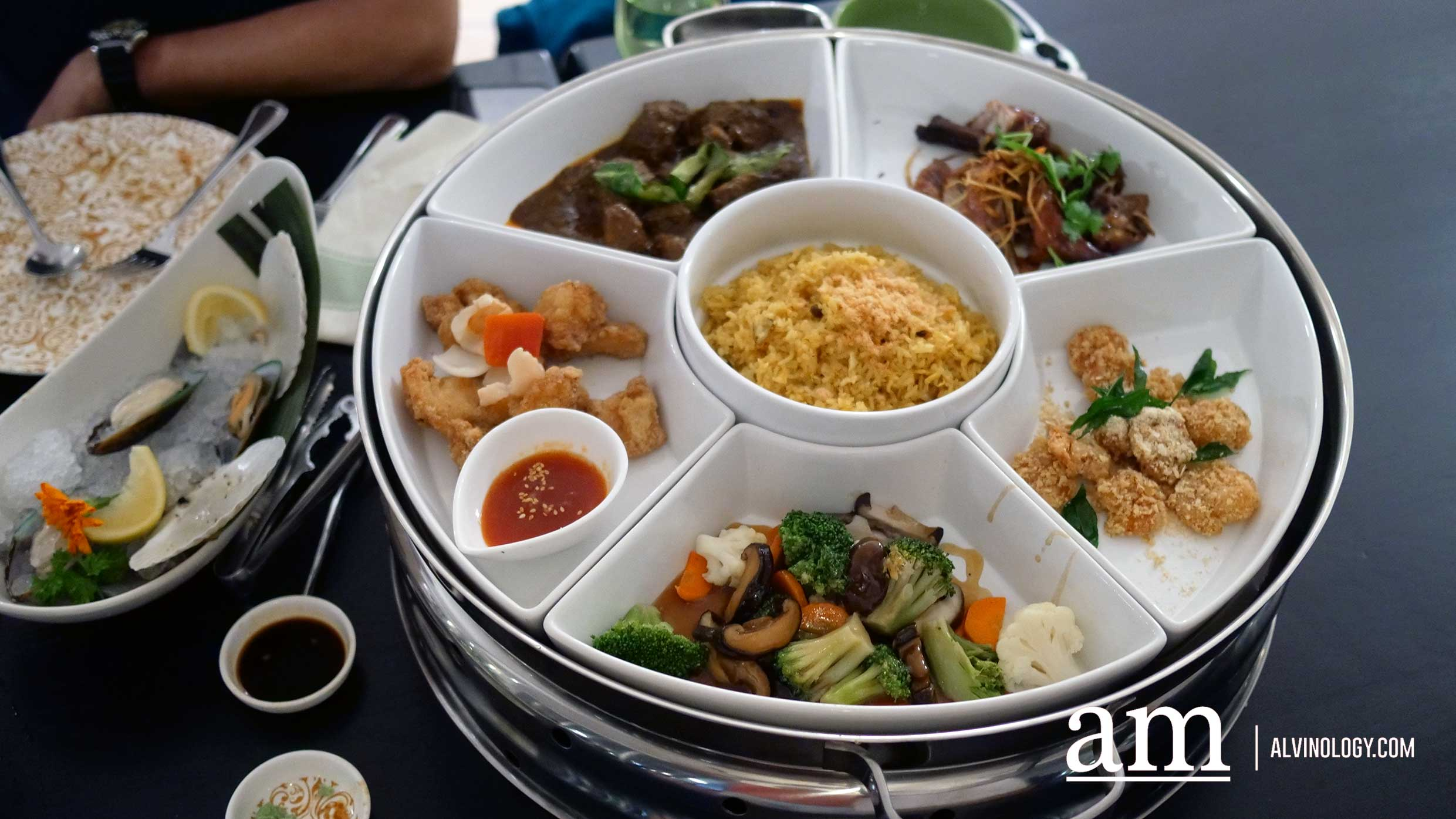 Asian Market Cafe @ Fairmont Singapore Reopens with Brand New A La Carte Buffet Concept - Alvinology