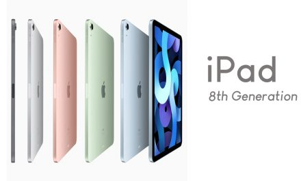 The Eight-Generation iPad is finally here with a huge jump in performance featuring A12 Bionic chip, great cameras, and so much more!