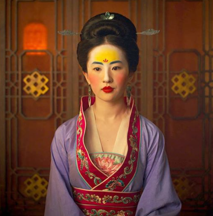 Disney's Mulan: How historically accurate are the characters' looks? - Alvinology