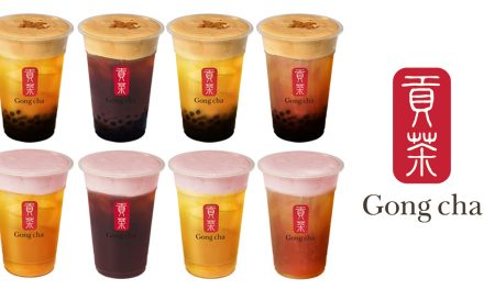Gong Cha launches two new Milk Foam Toppings – Brown Sugar and Strawberry – creating an all-new milk foam party in your mouth!