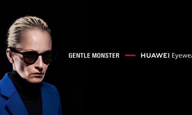 HUAWEI × GENTLE MONSTER Eyewear II – stylish and smart with a semi-open speaker on each side of the lens temple