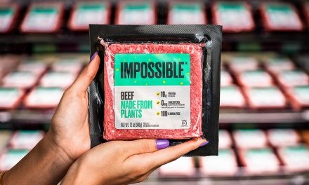 Impossible Foods' plant-based meat is now available in nearly 200 grocery stores across Singapore and Hong Kong