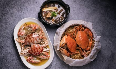 [Review] Credible Chinese food and Dim Sum from new restaurant Tang Lung at Robertson Quay