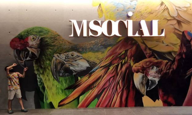[Review] Staycation at M Social Singapore