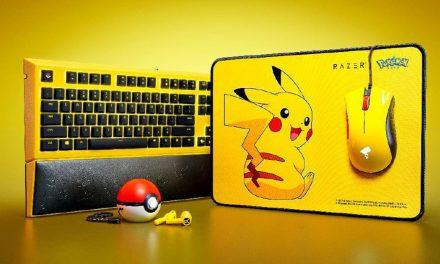 Razer, I CHOOSE YOU! The Razer Pokemon, Pikachu limited-edition has arrived in Singapore!
