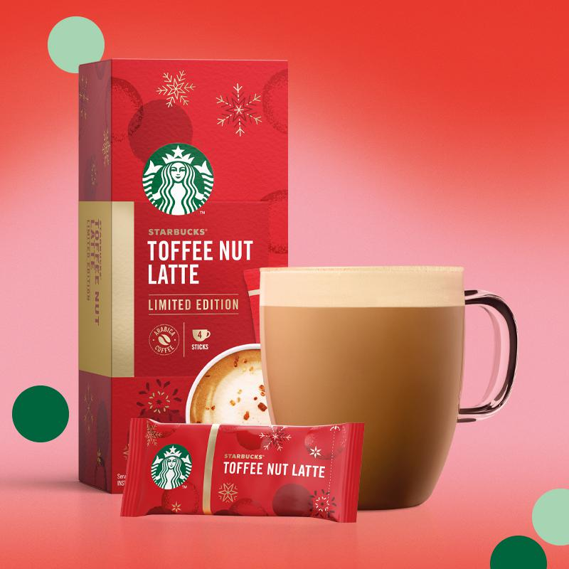 Starbucks and Nestle kick off the festive season to an early start launching Holiday Coffees and Favourites, available at home for the first time! - Alvinology