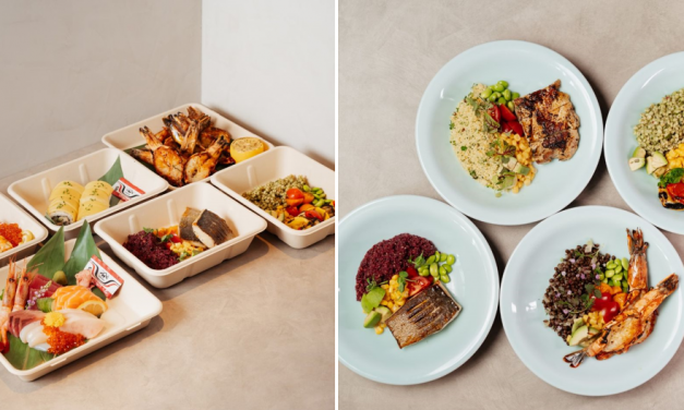 Island Kitchen Collective: Japanese and Mediterranean Cuisine for your Dine-in Indulgence