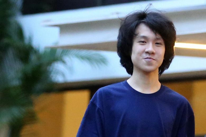 Amos Yee arrested and charged with child porn, held on USD$1 million bail - Alvinology