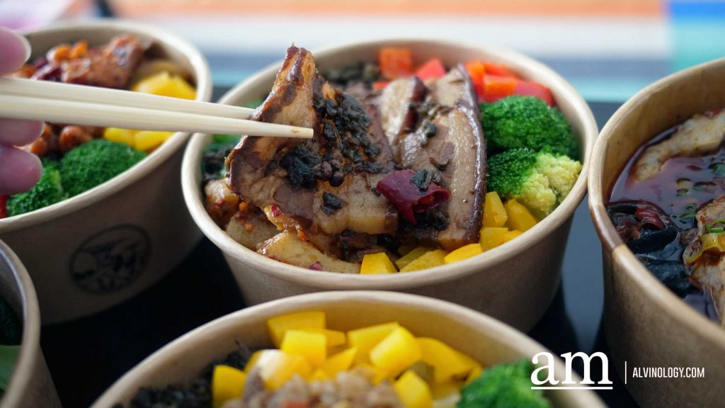 [REVIEW] Sichuan-style Poke Bowl anyone? Try the New Chengdu Bowl from Chengdu Restaurant - Alvinology