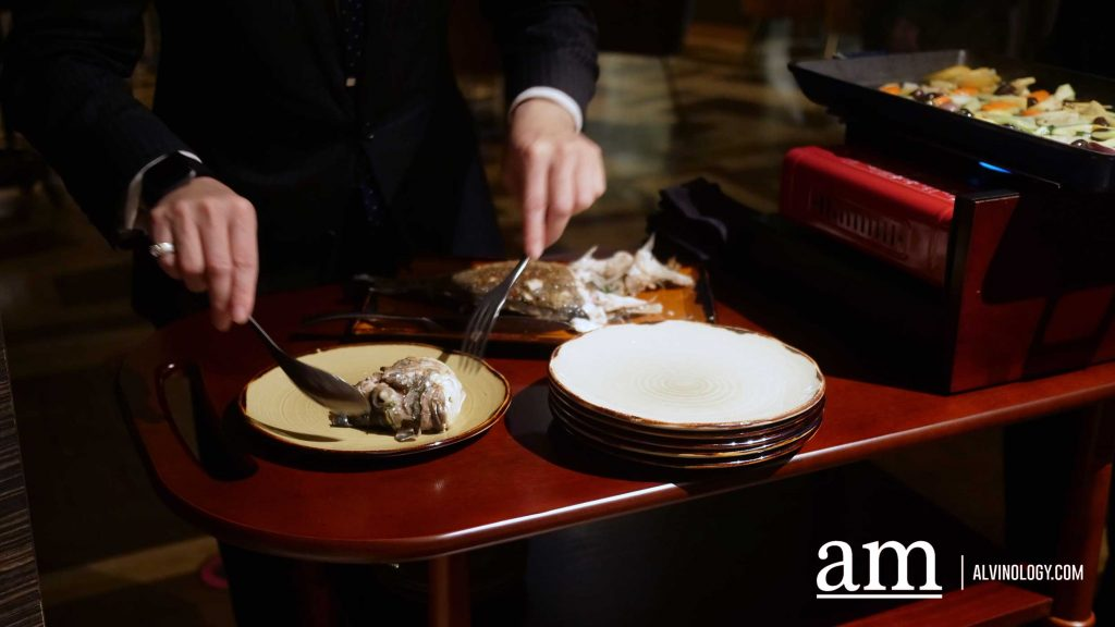 [Review] A taste of Italy at Grissini (Grand Copthorne Waterfront Hotel) - Alvinology