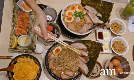 [Review] Ramen Keisuke Tonkotsu King Niku King at Paya Lebar Square – A New Haven for Ramen Lovers