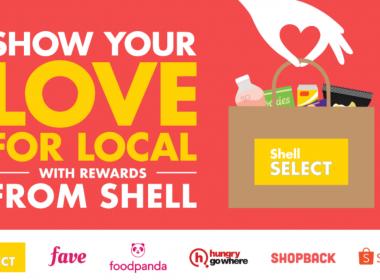 Shell: Scratch & Sure-Win Card and more Local Snacks And Delights! - Alvinology