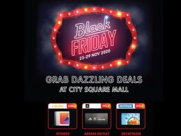 [BLACK FRIDAY SALE] Here's a list of all the Black Friday Deals you can snatch at City Square Mall! - Alvinology