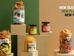 IRVINS launches its first-ever Floss and Sambal offerings as well as a limited-edition Dumpling Skin Nibbles under the Danger Lab Series - Alvinology