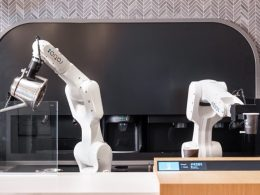 RATIO Café – a café powered by robotics and AI arrives at The Centrepoint mall in Singapore! - Alvinology