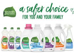 Seventh Generation: homecare products that are safe for both your family and the planet - Alvinology