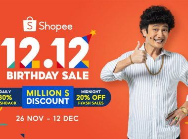 Shopee 12.12 Birthday Sale – Daily 30% Cashback, Million $ Discount deals, and Midnight 20% Off Flash Sales! Find them all here - Alvinology