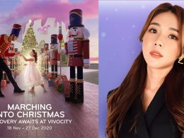 [PROMO INSIDE] It's Christmas in VivoCity - indulge in bountiful rewards during Black Friday festivities, 3 days full of attractive discounts and promotions, and more! - Alvinology