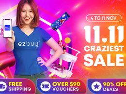 [PROMO] ezbuy 11.11 Sale – here are all promotions and rewards you need to watch out this Singles Day! - Alvinology