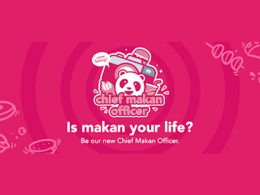 Foodpanda Singapore is hiring a new Chief Makan Officer – paid to traverse the island to eat, and eat, and eat! Here's how to apply! - Alvinology