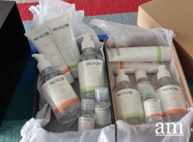 MICRO19 - Australian Brand hand sanitiser that cares for your skin - Alvinology