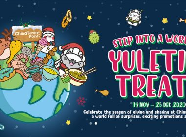 Chinatown Point: Your One-Stop Place for Yuletide Treats - Alvinology