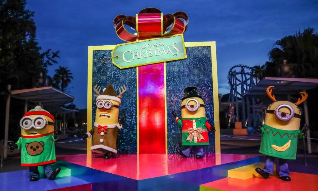 Universal Studios Singapore hosts first-ever Christmas Lucky Draw - up to S$60,000 worth of prizes up for grabs! Double Here's how to double your chances of winning – - Alvinology