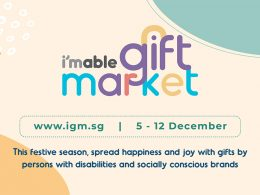 [Shop for a Cause] Be amazed and take home some of the artistic handiworks of persons with disabilities at SG Enable's Virtual i'mable Gift Market - Alvinology