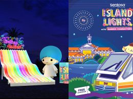 Sentosa Year-end Festivities - Island Lights with Sanrio at Siloso Beach, treasure hunting, festive deals, and staycation packages! See them here – - Alvinology
