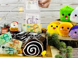 Buy ShopBack's Christmas Cashback Cake and get 1% cashback credited to your ShopBack account! - Alvinology