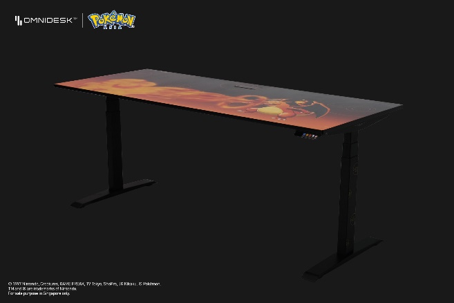 OMNIDESK PRO 2020 – fully modular and upgradeable electric Pokemon Desk that offers infinite possibilities - Alvinology